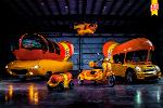 OMG a Moped and a Drone Are Joining the Exclusive Oscar Mayer Wienermobile Fleet
