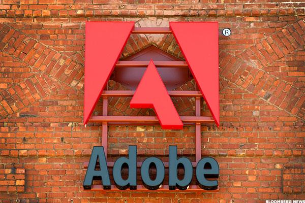 Adobe Systems Stock Rising on Credit Suisse Upgrade