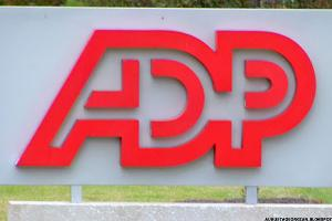 ADP Is Monday's 'Chart of the Day'