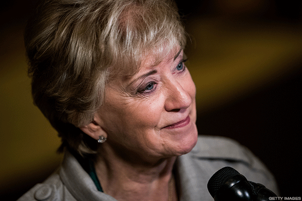 Trump Taps WWE's Linda McMahon to Head Small Business Administration