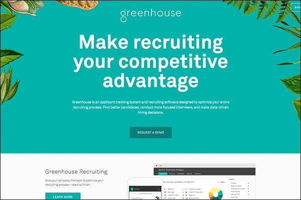 1. Greenhouse Software