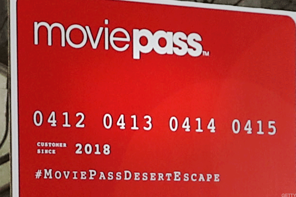 MoviePass Parent Plunges to New All-time Low