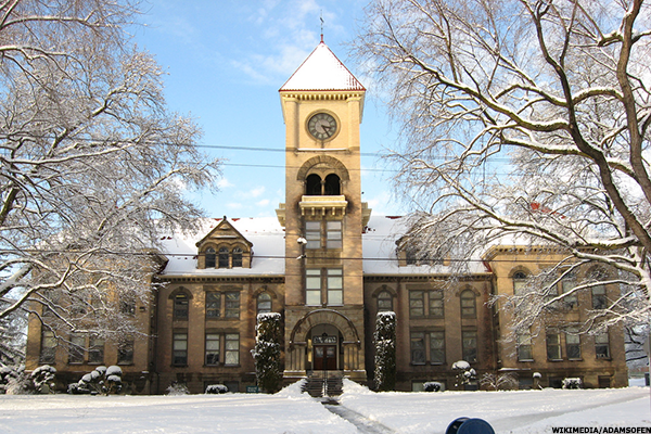 Washington: Whitman College
