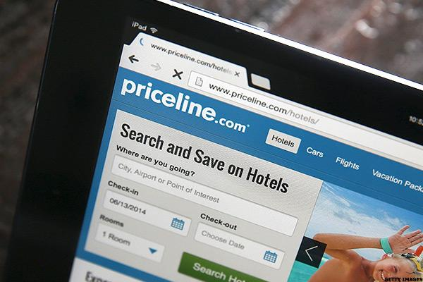 Jim Cramer -- 'My Hat Is Off' to Priceline on Its Great Quarter