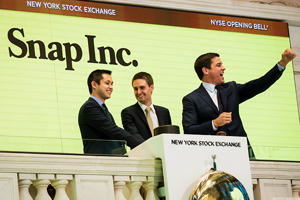 The Snap IPO wasn't the biggest story of the first quarter