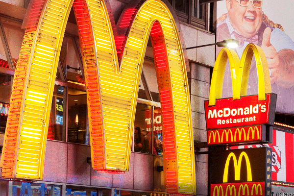 Watch McDonald's Workers Storm HQ to Protest Fast-Food Giant's Pay