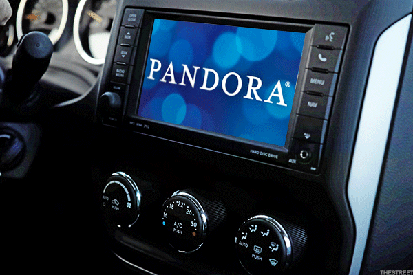 Pandora Stock Climbing as Sirius Makes Investment