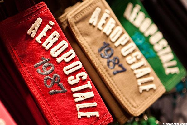 Authentic Brands Consortium Wins Aéropostale Auction, Topping Sycamore