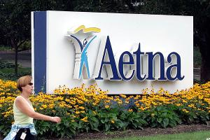 Aetna (AET) CEO Bertolini Discusses DOJ Block to Humana Merger on CNBC