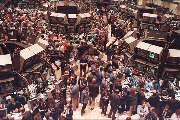 Jim Cramer Remembers the Black Monday Market Crash