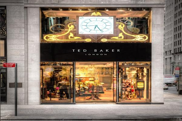 Ted Baker Sales Provide Sharp Crease for British Clothing Retailers