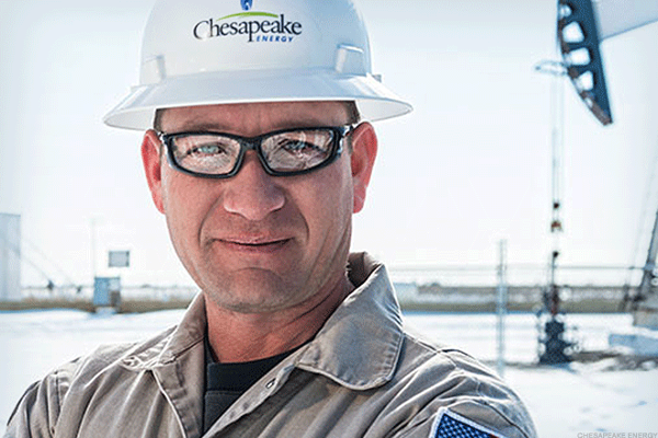 Here's Why Chesapeake Beat Earnings Despite a Decrease in Volume This Quarter
