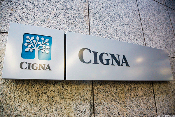 Insurers' Shares Drop After Cigna's Sour Response to Merger Extension