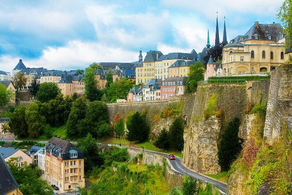 17. Luxembourg