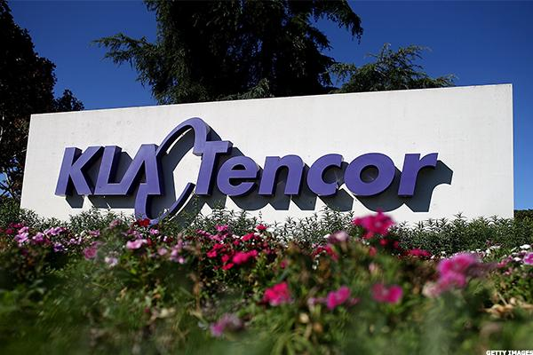 KLA-Tencor Is Still Pointed Higher, but Lock in Gains