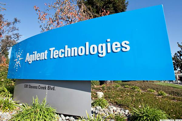 Jim Cramer -- 'Amazing' Agilent Is 'Booming' in China