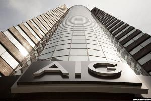 AIG Pushes Further Into New High Territory