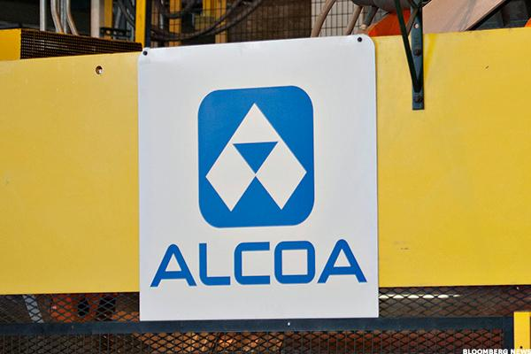 Alcoa Looks Poised to Roll Along