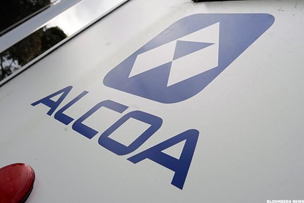 Alcoa Stock Higher on Mixed 1Q Financial Results