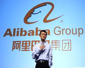Alibaba Shares Close to New Low on Fake Order Issue, Taiwan Woes