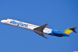 Allegiant Travel Stock Tumbling on Earnings Miss