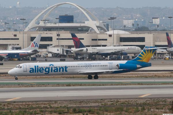 Why Allegiant Rose Wednesday When Every Other Airline Stock Fell