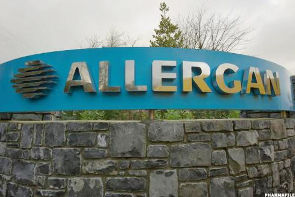 Allergan, Teva Pharmaceuticals, GasLog Partners: 'Mad Money' Lightning Round
