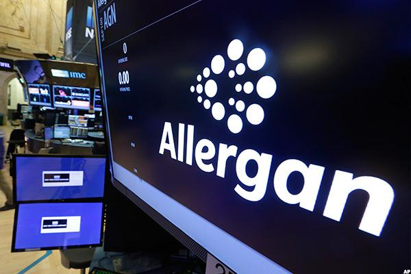 Has Allergan's Pullback Ended?