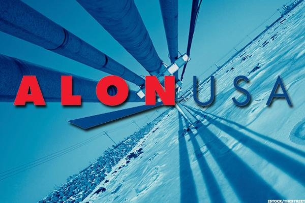 Alon USA Energy (ALJ) Stock Higher, Barclays Upgrades