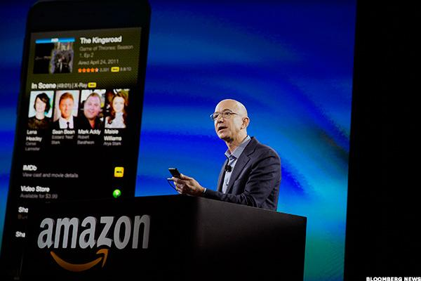 Amazon Could Be Developing Its Own Pay TV Channel