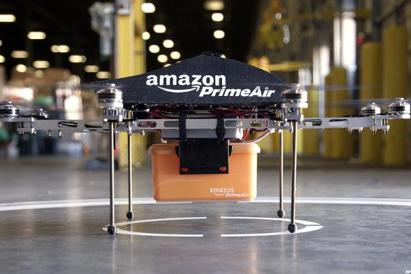 Amazon Gives First Sneak Peek of its U.S. Drone Delivery Service