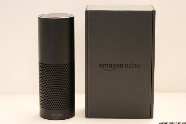 Amazon Is Reportedly Developing a New Echo Digital Assistant With a Touchscreen