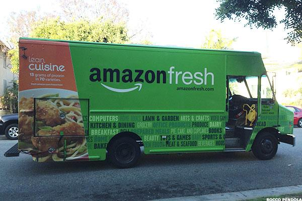 Maxwell Tech Surges on GM Deal, Amazon Gets More Grocery Rivals: Tech Winners & Losers