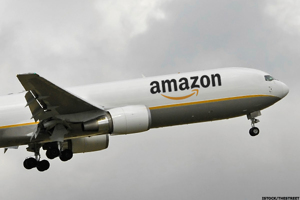 Amazon Could Have Some Really Bold Plans for Its Fleet of Jet Planes