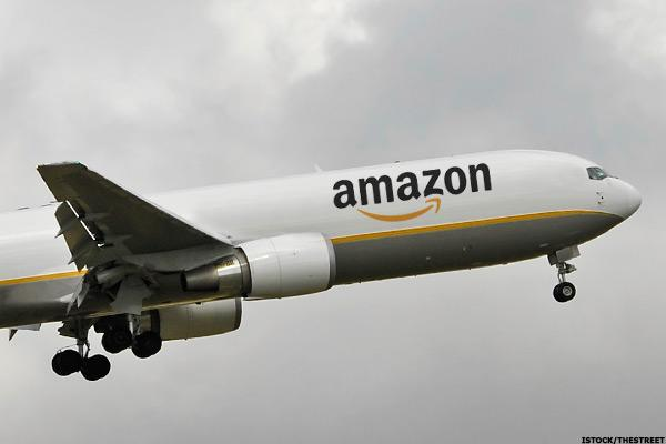 As Amazon Goes Into Air Delivery, Is It Time to Sell FedEx, UPS?