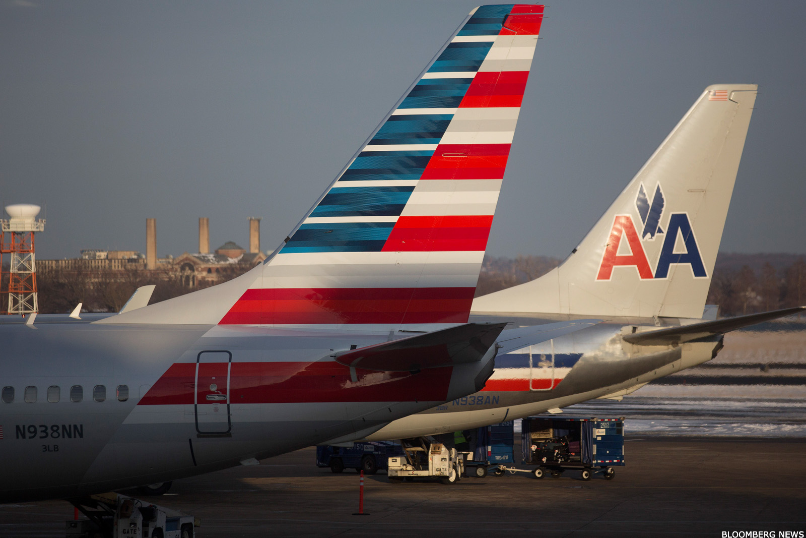 American Airlines Aal Stock Rises After Increased May