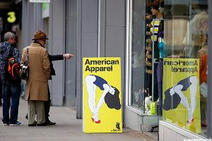 American Apparel Swoons Into Chapter 11