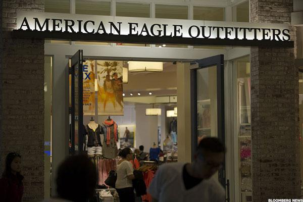 Jim Cramer -- American Eagle Is the New Winner in Apparel