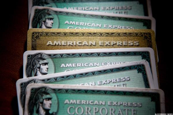 AmEx Beats Estimates With Lower Spending on Card Rewards