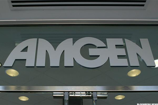 Amgen (AMGN) Stock Rises on 'Non-Inferior' Late-Stage Trial Results