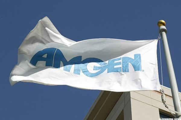 5 Rocket Stocks for 2017 -- Amgen, eBay, More