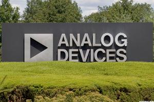 Analog Devices Expected to Earn $1.22 a Share