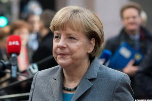 German Chancellor Angela Merkel Has One Big Dilemma