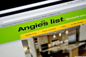 Why Angie's List (ANGI) Stock Is Spiking Today