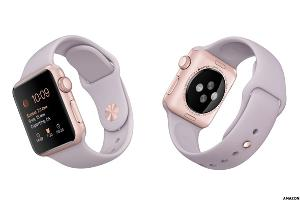 Apple Watch an Increasing Threat to Swiss Luxury Watches