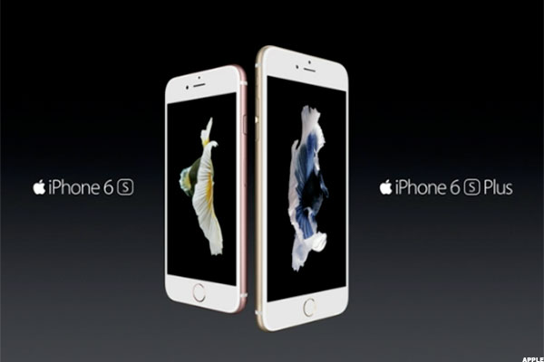The iPhone 6 and 6S Plus, which were released in 2014