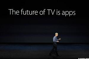 Apple (AAPL) Announces New TV App