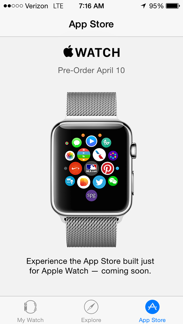 Here's One Apple Watch Ad You Won't Be Able to Look Past ...