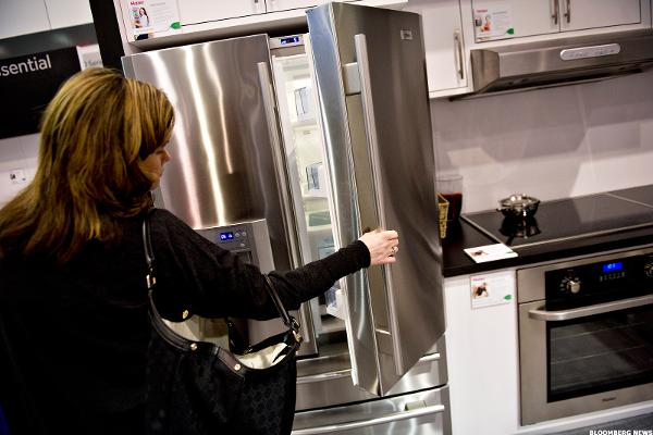 Americans Are Going Absolutely Bananas for Refrigerators, Dryers