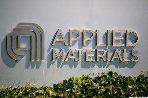 Here's a Reason Why Applied Materials (AMAT) Stock Is Advancing Today
